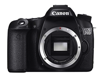 Can EOS 70D camera